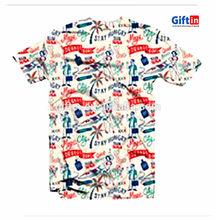 Most Popular Logo Printed bangladesh t-shirt