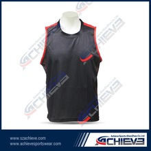 comfortable polyester fabric custom own exclusive basketball jersey for basketball league