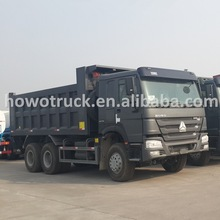 2015 new howo 15m3 dump truck curb weight 12ton (ZZ3257N4147W)