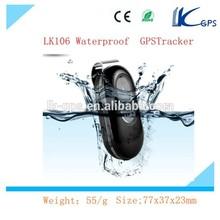 LKgps LK106B LKgps newest Micro watch phone hidden gps tracker pets smallest waterproof gps tracker for kids--Careful
