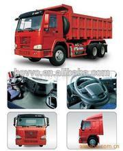 China Sinotruck HOWO 6x4 Dump Truck Tipper Truck Left hand steering Vehicle