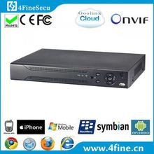 New P2P Function 25CH H.264 1080P DVR Rohs Conform