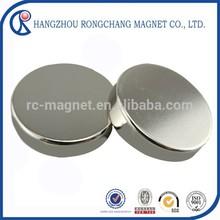Hot sale Permanent Radial Ring/Disc Neodymium Magnet N42