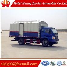 2015 new Bulk grain truck Self-priming dump truck for sale