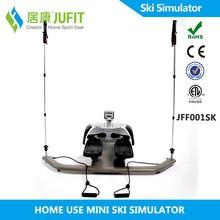 équipement de conditionnement physique professionnelle intérieur mini ski ski formateur simulateur simulateur