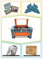 Wuhan vente chaude en verre/tissu./bande de cuir/textiles, prix machine de découpe
