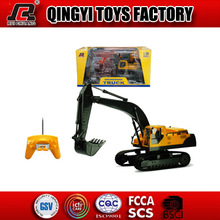 Remote Control Excavator 1:28 8 CH RC Construction Car China factory toys
