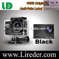 Alibaba 100% original, el deporte de la cámara de acción lireder fabricante, sjcam sj4000 wifi cámara de video alemán bicicletas de montaña