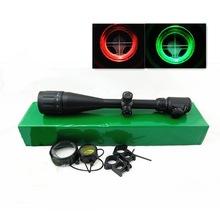 Brand Taso Air Tactical Riflescope 6-24x50 AOE Crosshair Reticle Illuminated Air Rifle Gun Scopes