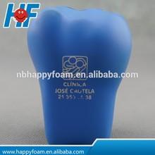 Pu Foam Tooth stress ball reliever