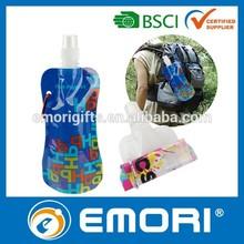 High quality CMYK printing EU foodgrade Safety / LFGB / FDA / BPA free foldable bag