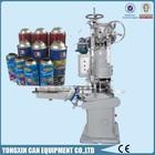 Aerosol/spray automatic cup sealing machine