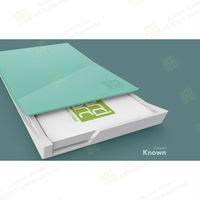 2015 Original new design sliding plastic business name card case