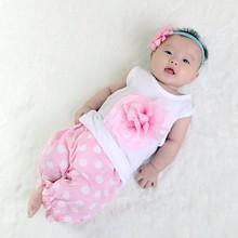 R & H de la flor del verano sin mangas de la impresión OEM caliente venta nuevo traje de china para los niños