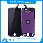 factory wholesale mobile phone replacement parts digitizer and lcd for iphone 5