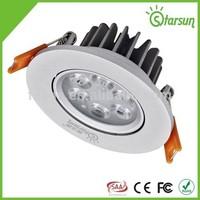 china professional manuafacturer 6w 12w ceiling lamp modern