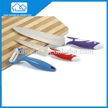 2015 New kitchen bamboo chopping board kitchen knife