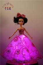 New Glowing Toys / Wedding Cake Accessory Dolls / Festival Supplies
