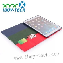 Paypal acceptable new design high qualiy leather tablet case for ipad mini 3
