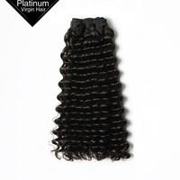 VV Black Girl Bundles African American Human Wholesale Remy Hair Extension 10a Brazilian Virgin Hair Deep Wave