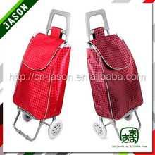 hand cart folded lightness shopping trolley bag