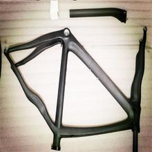 top quality green product 60cm road frame,carbon road bike frame 60cm