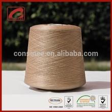 Consinee fine count yarn competitive surplus stock pure silk