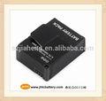 paquete de batería para cámara GoPro Hero3 AHDBT-301 AHDBT-201 de alta calidad