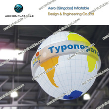 Hanging inflatable balloon(Sport ball Series) / Advertisement inflatable baolloon / Inflatable earth