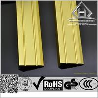 aluminium brass stair nosing