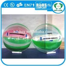 China Original Manufacturer Water Roller Ball Aqua Zorb PVC/TPU Water Balls F7001