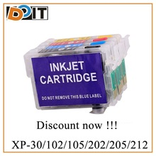 hot sale in San Marino T1811-4 for epson XP312 refillable cartridge