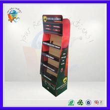 cardboard razor display stand ,cardboard purse floor display ,cardboard purchase of sale display for drinks