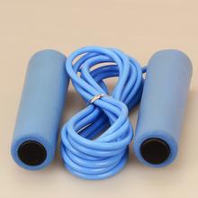 Hot sale PVC kuralon rope crossfit jump rope with sponge handle jump rope