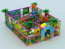 attractive excellent Stylish outside indoor soft playground