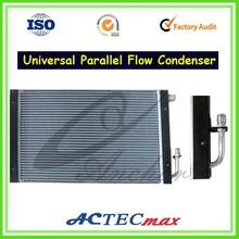 Car Parallel Flow Condenser, Universal Auto Condensor for Car Air Conditioner