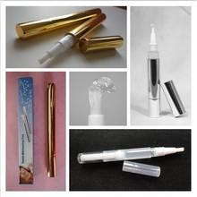 finely design high feedback oral bleaching gel pen,0.1%-44%cp, 0.1%-35%hp gel filled teeth whitening pen