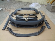 for vw golf 6 change golf 6 R20 front bumper/ rear bumper assy