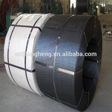 Alta calidad 9.53 mm pc cadena de cable de acero