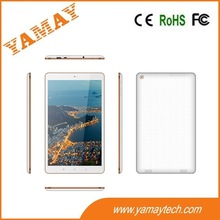 oem custom tablet pc 9.6 inch large touch screen tablets mtk8127 cpu
