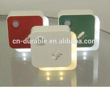 indoor motion sensor light led night light with motion sensor