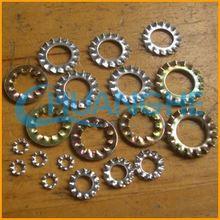 Cheap wholesale din 127 b split lock washer flat ends