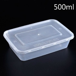 Hot sale food sushi packaging box / 500ml-1000ml sushi food container
