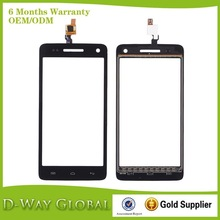 Cell Phone spare part for wiko rainbow touch screen