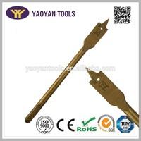 free sample hand tools, 14mm titanize wood spade drill bit