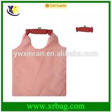 2015 new candy shaped folding shopping bag