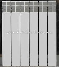 Italian Style White Anti-Corrosion Die -cast Aluminium Radiator(WDF-NNF500)
