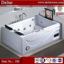 portable whirlpool for bathtub, free standing bathtub, 2 folding bathtub for adult