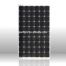solar modules mono 100W 12v pump system 25 years warranty new technology led panel
