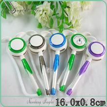 Economic Plastic Table Pen/ desk pen /stand pen plastic